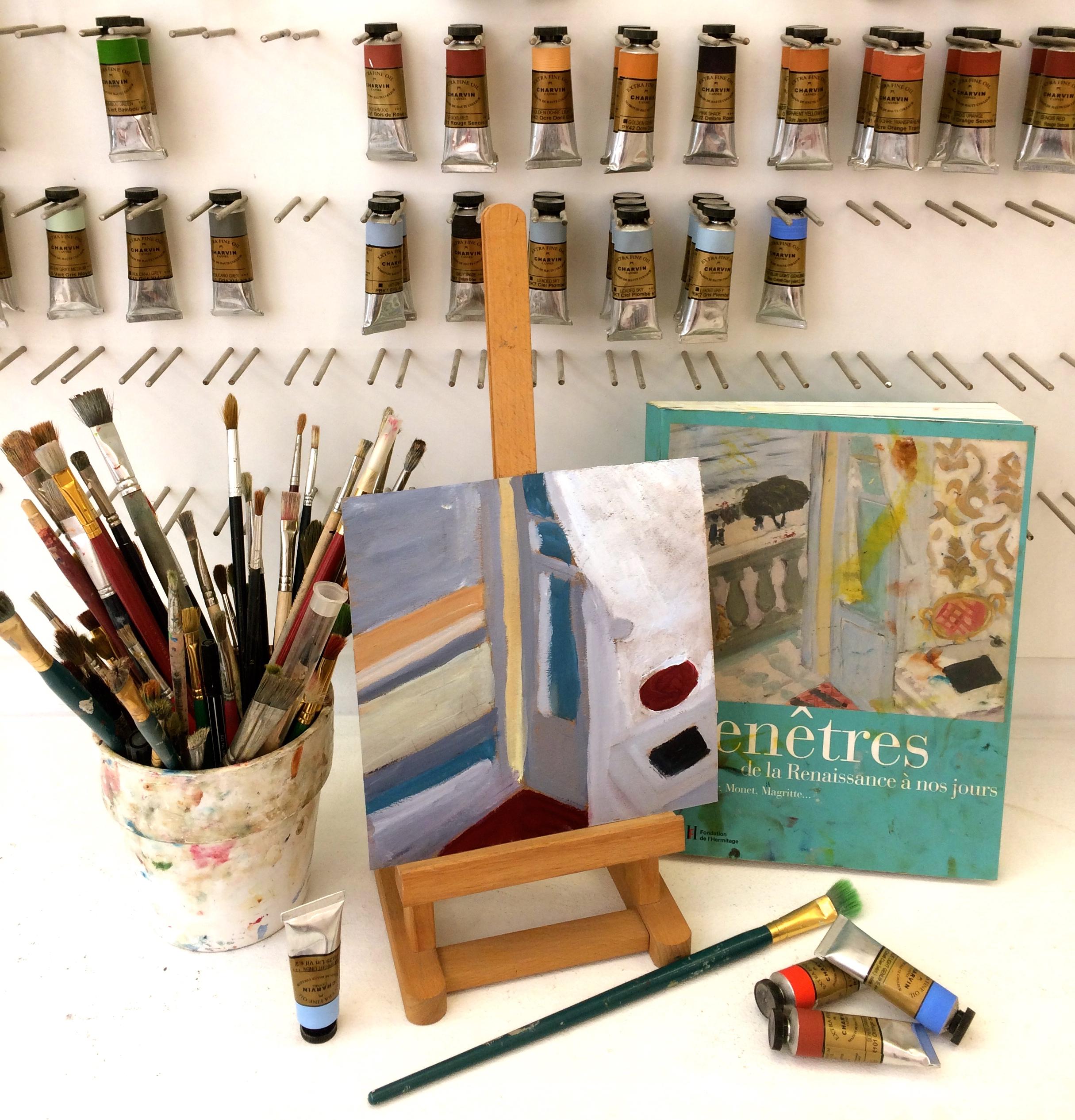 Best montpellier stage peinture luhuile modelage argile with peinture en lign - Jeu de peinture en ligne ...