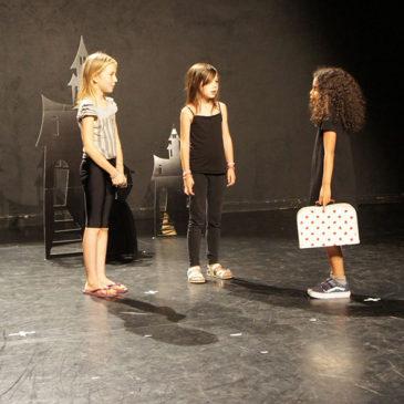 PARIS 12 : Les cours de théâtre