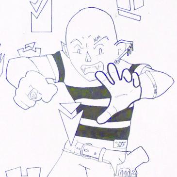 PARIS 12 : Les cours de bande dessinée / manga