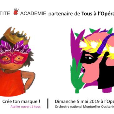 Montpellier – Tous à l'Opéra !