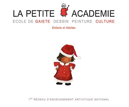 LA PETITE ACADEMIE – Ecole de dessin, peinture et sculpture pour adultes et enfants – Franchise et Boutique en ligne