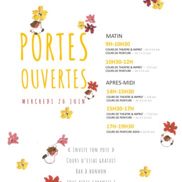 Montpellier – LES PORTES OUVERTES